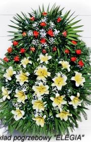 Kwiaty na pogrzeb wieniec i inne usługi pogrzebowe w warszawie