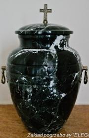 urna na prochy granit g1 w zakładzie pogrzebowym w warszawie