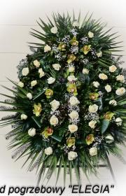 Wieniec do pogrzebu w elegia usługi pogrzebowe warszawa