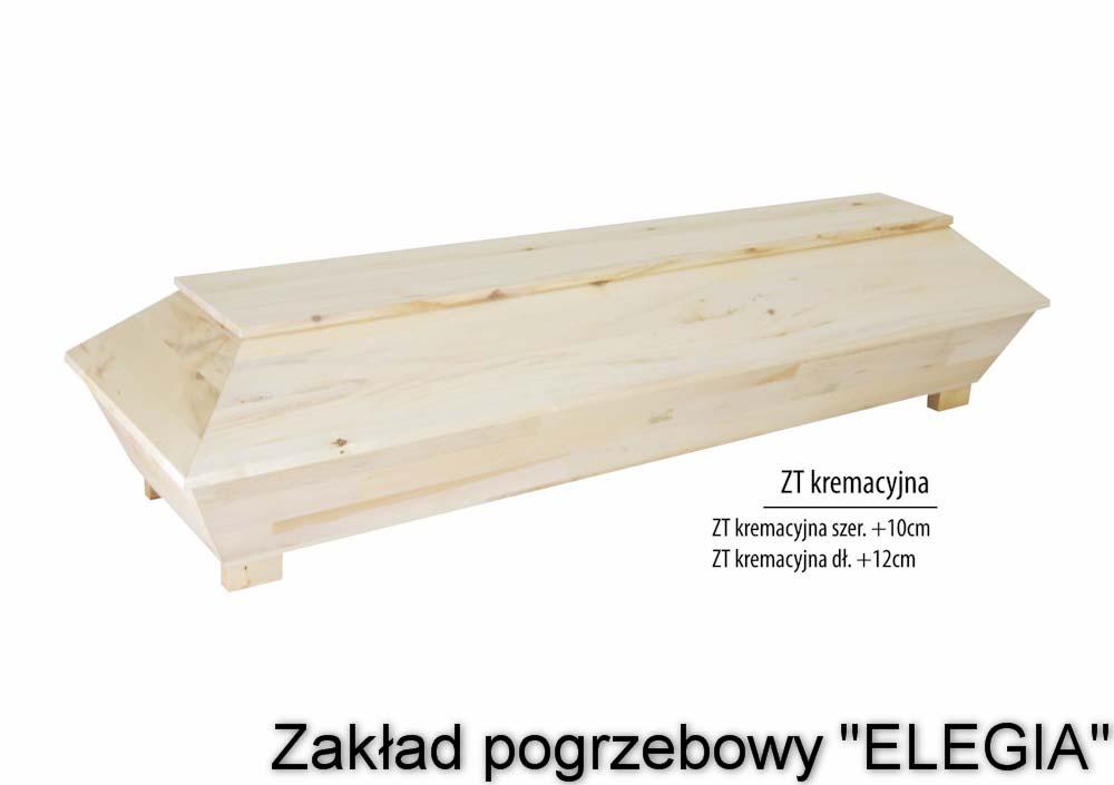 Trumna kremacyjna ZT dla Usługi pogrzebowe warszawa