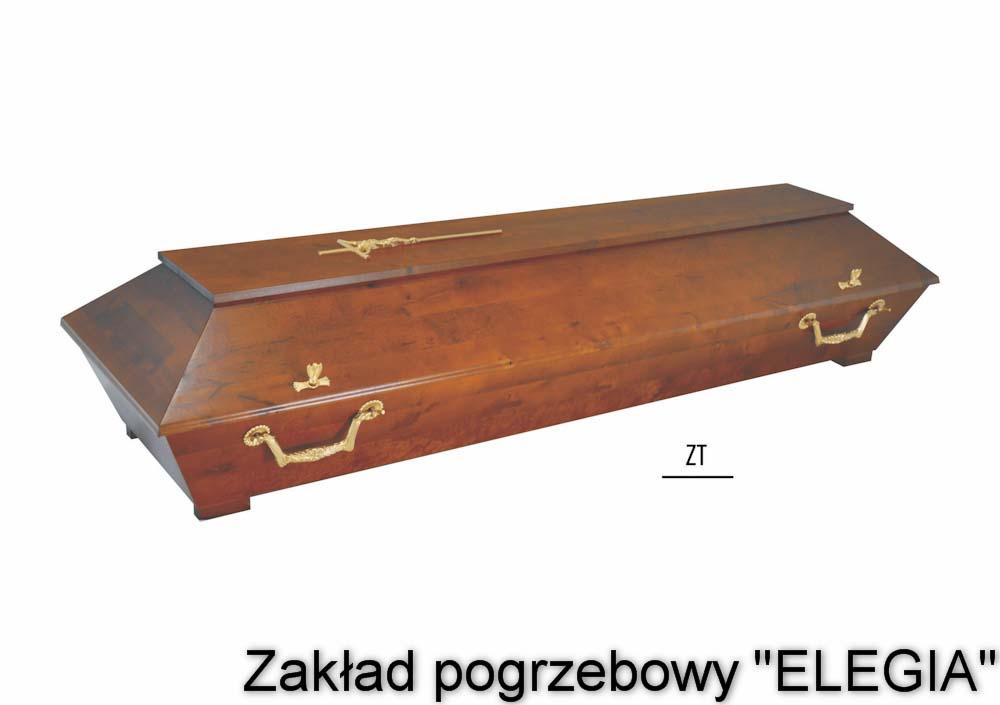 Trumna pogrzebowa ZT do usług pogrzebowych na terenie warszawy