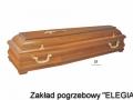 Trumna pogrzebowa DF zakład pogrzebowy elegia warszawa