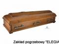 Wielka trumna pogrzebowa DS dla zakład pogrzebowy elegia warszawa