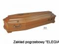 Elegancka trumna ZB id w usługach pogrzebowych elegia warszawa