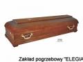 Trumna pogrzebowa ZCHO