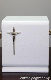 Urna do kremacji i pogrzebów w warszawie w zakładzie pogrzebowym