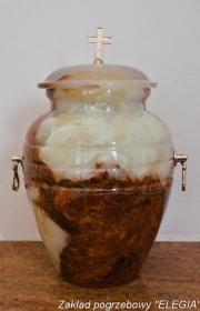Granitowa urna pogrzebowa do kremacji g3 w warszawie