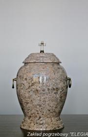 Granitowa urna kremacyjna g5 kremacje i pogrzeby warszawa