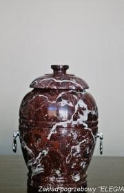 Urna na prochy granit g2 i usługi pogrzebowe w warszawie